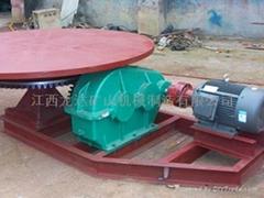 江西石城厂家生产价格直销金矿设备DK1000 试验圆盘给料机