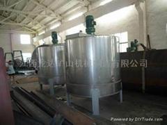 江西石城龍達直銷選礦機械XBT2000*2000提升攪拌桶