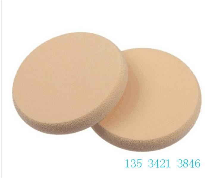 Latex makeup   powder puff  1