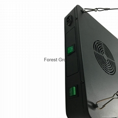 Forest Grower 288W LED Grow light with fullspectrum for the grow tent greenhouse
