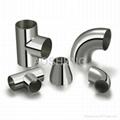 Stainless Steel Vacuum Pipe