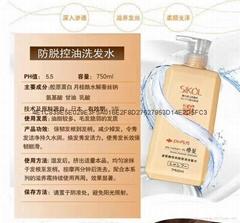 香港斯可麗還原酸性洗發水港貨批發