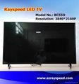 Big Size Uhd 55-inch Led Tv 4K Ultra Hd 2160p Lcd Led Tv