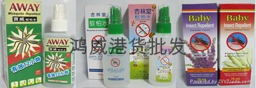 港貨批發進口防蚊用品 4