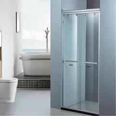 sliding glass shower enclosure complete shower room