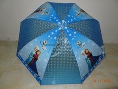 Fashion Disney Auto Open Stick Umbrella FL-S001
