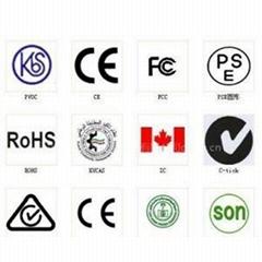 電子產品各國認証