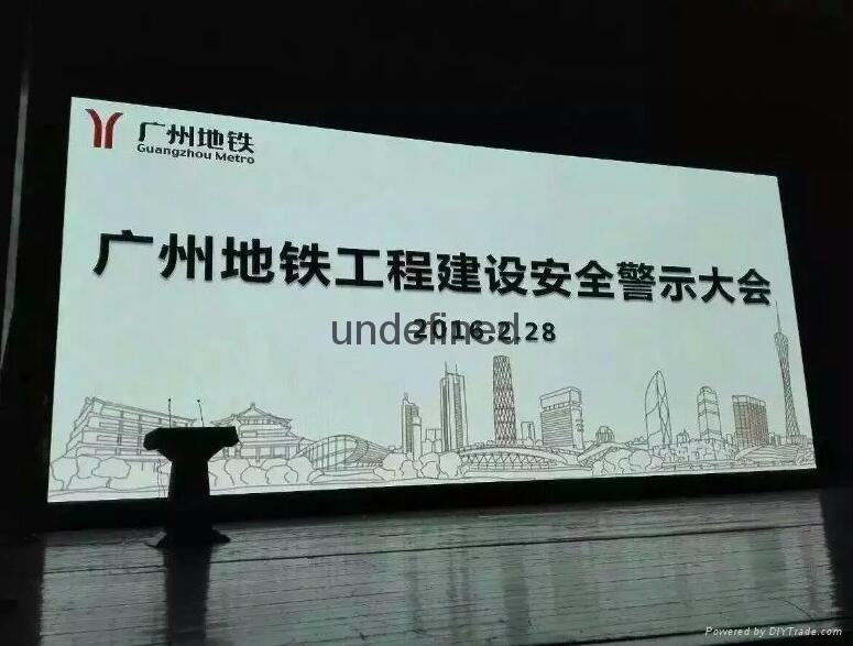 廣州LED大屏出租 4