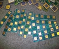 PENTIUM PRO GOLD CERAMIC CPU SCRAP HIGH