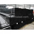 ERW Q195 Square Steel Pipe
