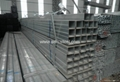 Q235 Hot-DIP Galvanized Square Steel