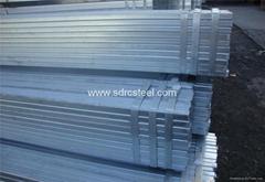Carbon Hot-DIP Galvanized Square Steel Pipe