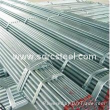 Hot Rolled Hot-DIP Galvanized Round Steel Pipe