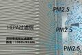【廠家直銷】除PM2.5 車載淨化器過濾網器高效HEPA過濾網 定製 4