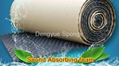 high quality sound absorbent fireproof primary air system Aluminium Gymnastic Ba