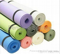 6mm thick waterproof outdoor rubber mats for camping