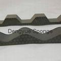 High Density Rainproof Windproof Colorbond Sealing Foam Closures