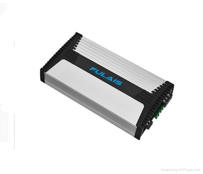Hot Sales 100W RMS 4 Channel Full Range Car Audio Amplifier 1