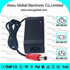 12.6V 3A Lithium Battery Charger