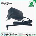 UL cUL FCC approval US plug 8.4V 1A li-ion battery charger 3