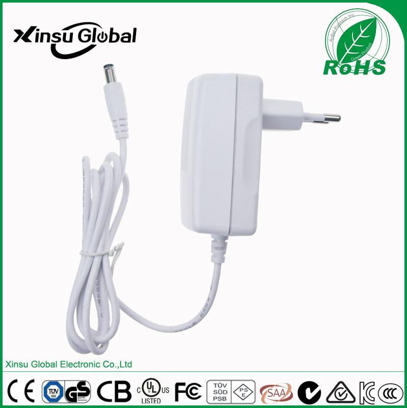 CE GS listed 14.6V 1A Ni-MH battery charger for 12V Ni-MH battery 2