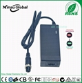 CC~CV charging mode 29.2V 2A LiFePO4 battery charger for electric motorcycle 4