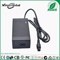 CE TUV/GS listed 29.4V 2A lithium battery charger for 7 cell li-ion battery 5