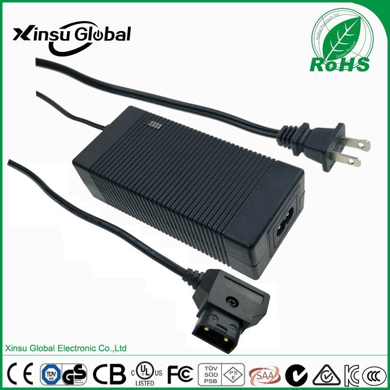 12.6V 5A li-ion battery charger for 3series 10.8V 11.1V 12V Li-ion Li-po battery 1