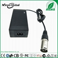 14.6V 4A lifepo4 battery charger for 4S 12.8V lifepo4 battery pack 2
