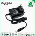 UL cUL FCC approval US plug 8.4V 1A