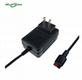 DC output type 12.6v 2a li-ion battery pack charger with UL60950 2