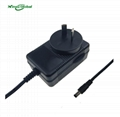 DC output type 12.6v 2a li-ion battery pack charger with UL60950 3