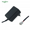 China factory direct sale 8.4v 2a lithium battery charger with EU UK AU US plugs 5
