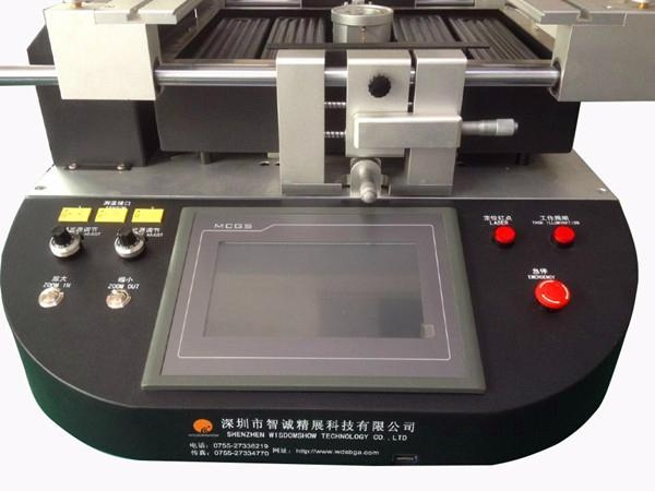 Original Factory Semi-Auto Alignment System BGA Rework Station WDS-650 HOT SELL 5