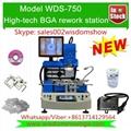 Higher automatic BGA rework station
