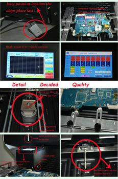 Gear Drive control ecu motherboard rework station WDS-650 With free training  3