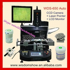 Gear Drive control ecu motherboard rework station WDS-650 With free training