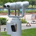 遠錦投幣望遠鏡性價比   觀景