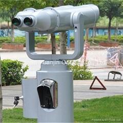 遠錦投幣望遠鏡性價比   觀景望遠鏡