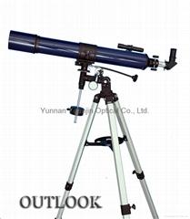80x900EQ astronomical binoculars