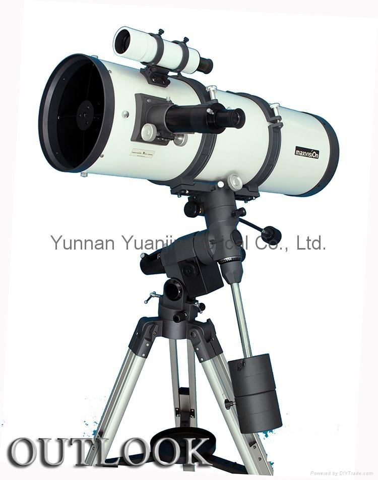 The most professional reflex telescope