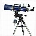 professional astronomical telescope