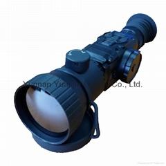 YJRQ-50-L Thermal imaging binoculars,thermal rifle telescope brand