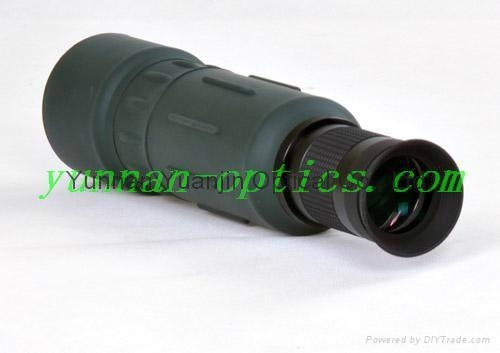 Outdoor monocular binoculars high wide field monocular