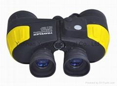 marine binocular 7x50 floatable with compass, marine binocular 7x50 brand