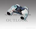 Hunting binoculars camouflage 7x30 with