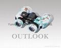 Hunting binoculars camouflage 7x30 with compass,Hunting binoculars 7x30c