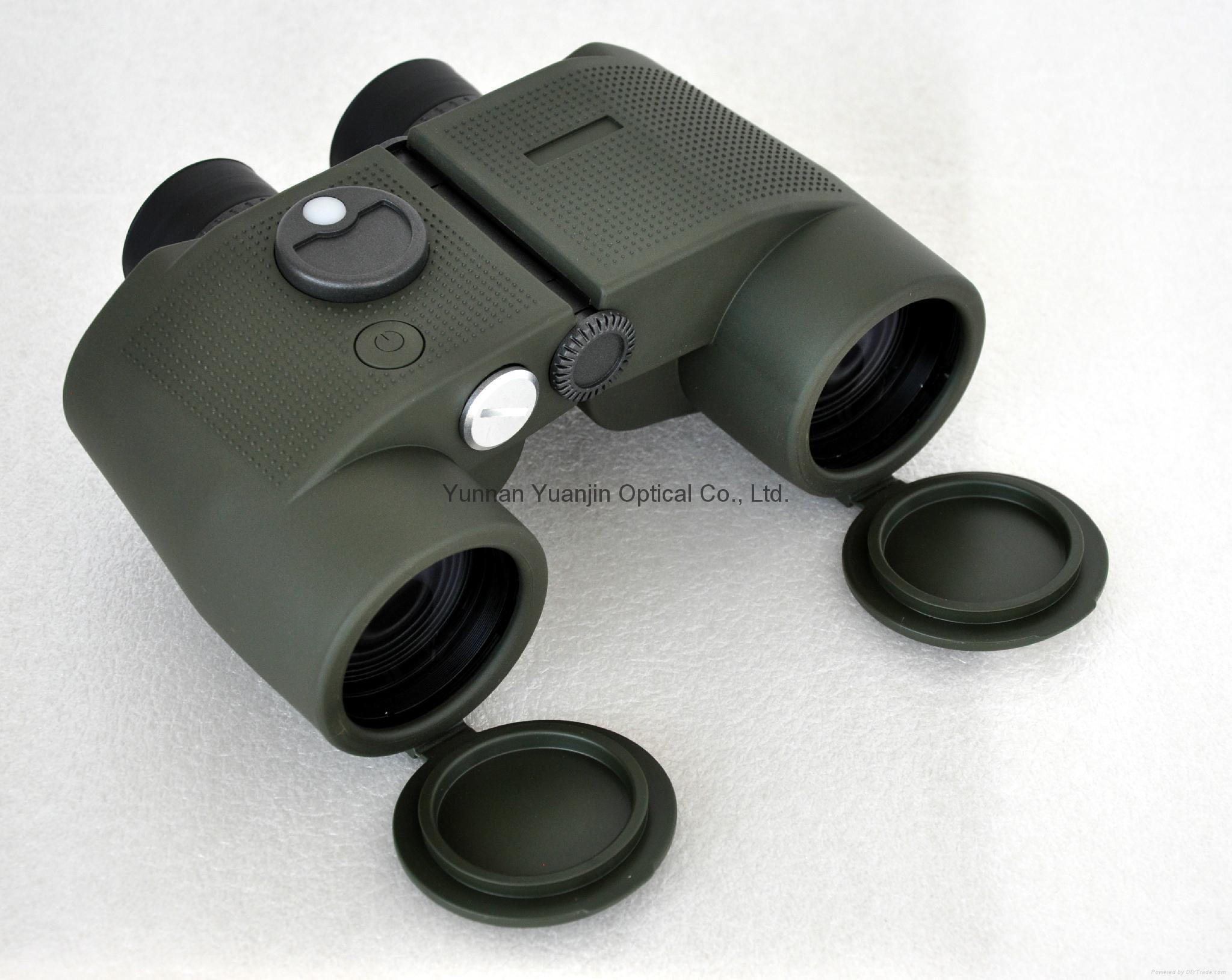 遠錦戰鷹7X50高清望遠鏡帶羅盤視野很開闊 7