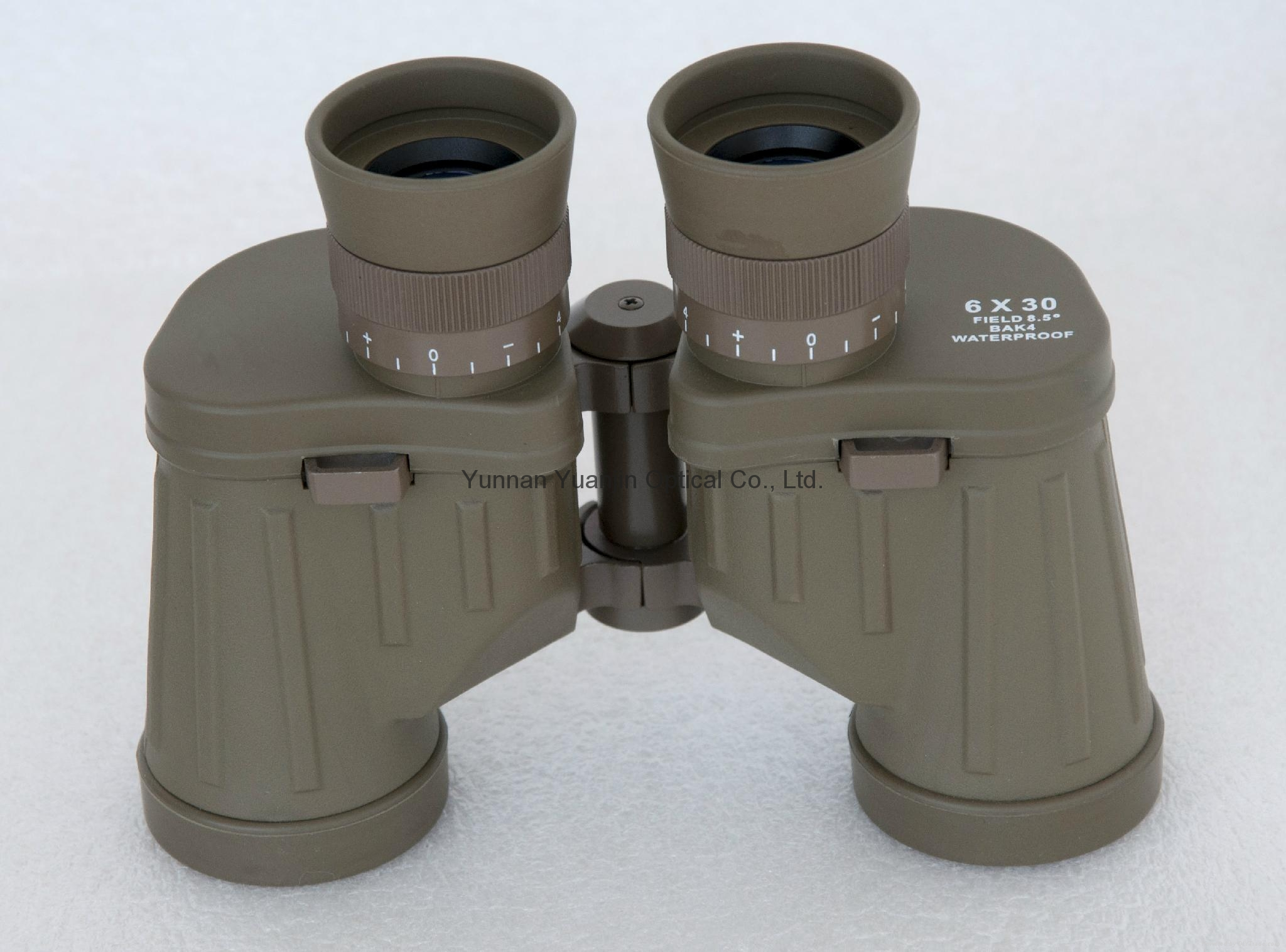 Exit Pupil 23mm Military Binoculars