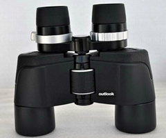 zoom binoculars are compact, wide field of view and suitable for outdoors